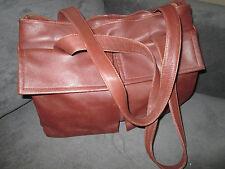 Magnifique, authentique sac à main  MARCO BUGGIANI cuir TBEG vintage bag