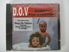 D.O.V. - Something For Everyone CD NEW / SEALED (Dogs On Valium) A00152