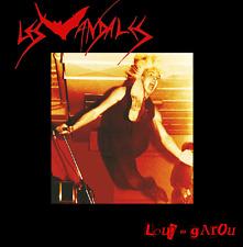 """LES VANDALES - """"Loup-Garou"""" 4 Tracks 7"""" Vinyl  E.P. French Punk Hardcore Ltd Ed."""