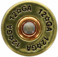 "Western Equestrian Tack Antique Brass/Copper Shotgun Concho's 7/8"" Set of 6"