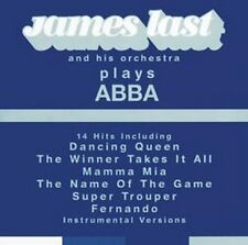 James Last - James Last Plays Abba (NEW CD)