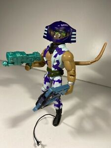 GALOOB BIKER MICE FROM MARS ACTION FIGURE VINTAGE: THROTTLE FREEDOM FIGHTERS (B)