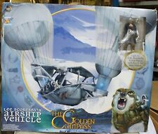Golden Compass Airship Vehicle Lee Scoresby Figure Aeronaut Balloon playset