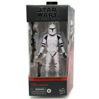 Star Wars The Black Series Phase I Clone Trooper Action Figure New Free Shipping