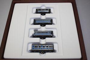 Arnold 0241 Königlich Bavarian Court Train 4-teilig N Gauge Boxed