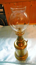 ancienne lampe pigeon a essence minerale