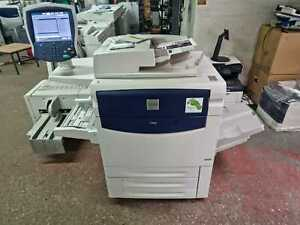 XEROX 700 DIGITAL COLOUR PRESS WITH OFFSET CATCH TRAY AND EFI FIERY