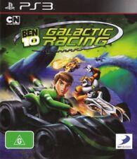 Ben 10 Galactic Racing Playstation 3 PS3