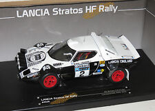 1/18 Lancia Stratos HF Rallye  Lombard RAC Rally 1979  M.Alen