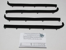 1987-96 Ford Pickup Truck & Bronco Repops Window Felt Weatherstrip Kit 4pc