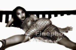 1999 Original Signed ASIAN FEMALE NUDE Oriental Fine Art Photograph KELLY WRIGHT