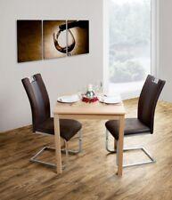 Esstisch 99-4 Küchentisch Beistelltisch Esszimmer Tisch 75x75cm Kernbuche massiv