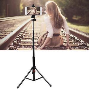 YK‑2688 Extendable Tripod Cellphone Selfie Stick for Fill Light Live Streaming