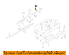 GM OEM Steering Column-Intermed Shaft Bolt 11515768