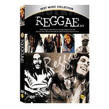 REGGAE Best Music Collection DVD - Bob Marley, Jambo, Rity Marley (*New)