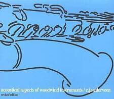 Acoustical Aspects of Woodwind Instruments by Nederveen, C. J.
