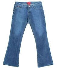 Vintage Kaba Jeans Womens Blue Indigo Wash Bootcut Denim Jeans Size 9