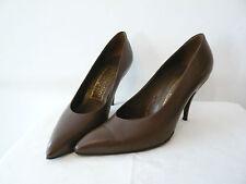 """Court shoes """"Café au lait dark """" Years 1960 - Neville Paris T. 37,5"""