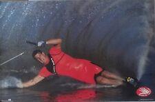 Body Glove 23x35 Slalom Skiing Poster 1990 Water Ski