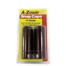 A-Zoom Precision Snap Caps 12 Gauge (2 Pack) New