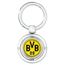 BVB - Schlüsselanhänger rund Logo -  Borussia Dortmund