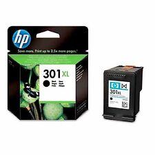Hewlett Packard CH563EE HP 301XL Schwarz Druckerpatrone