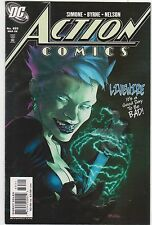 ACTION COMICS #835 DC COMICS 2006 1ST APPEARANCE LIVEWIRE (From TV's SUPERGIRL)