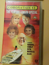 CORONATION STREET FEATURE LENGTH SPECIAL VHS Small Box