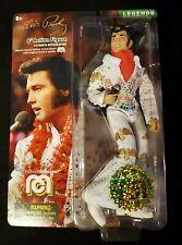 """ELVIS PRESLEY - 8"""" MEGO Action Figure #1115 / Live Las Vegas - Music Legend"""