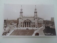 Vintage RPPC Civic Hall Leeds 146 Bamforth & Co Ltd Franked+Stamped 1954   §D46