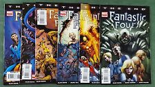 Fantastic Four The End 2007 #1-6 Complete Series Set nm bagged