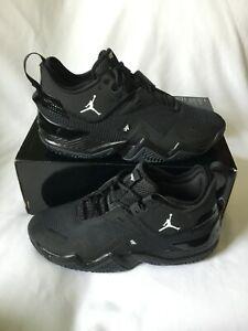 Jordan Westbrook Take Basketball Shoes SZ13-Black White -CJ0780 002