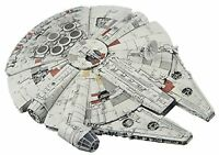 Bandai New STAR WARS Vehicle Model 006 MILLENNIUM FALCON F/S w/Tracking# Japan
