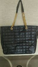 Signature Tuffed Quilted Vintage Home Interiors & Gifts Bag Tote new