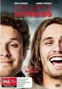 Pineapple Express DVD_James Franco Movie_Seth Rogen_Comedy