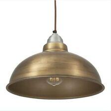 Unbranded Brass Vintage/Retro Ceiling Lights & Chandeliers