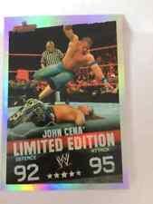 Ajouter au panier Wwe Slam Attax univers 2019 WWE cards nº 228-232