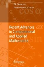 Recent Advances in Computational and Applied Mathematics (2014, Paperback)