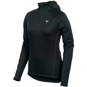 Pearl iZUMi Symphony Thermal Hoody, LS Cycling Jersey Top, Women's S, $120 NWT