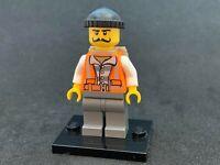 Lego City Female reporter figurine Red Blazer de Ludo 40198 nouveau