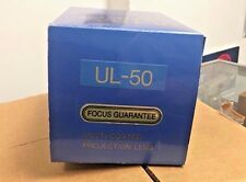 "UL-50 ULTRA-SANKOR HD f=50mm-1.97"" MC 35mm Cine Projection Lens.Minty!"