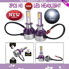 LED H1 DRL Car Headlights Conversion 200W Bulbs Hi Low Beam 6000K White 2018 NEW