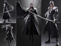 Play Arts Kai Final Fantasy VII 7 Advent Children Sephiroth Figurine Figure