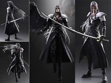 Play Arts Kai Final Fantasy VII 7 Advent Children Sephiroth Figurine Figure