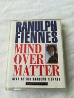 Ranulph Fiennes-Mind Over Matter cassette audiobook 2 tapes 1994 abridged read b