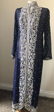 Vestido de novia desgaste del partido indio asiático pakistaní// Vestido/walima