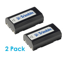 Trimble Battery 2 Pack for Gps Receivers 5800, R8, Sps, R2 Gnss 92670 New