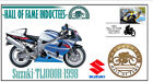 SUZUKI MOTORCYCLE HALL OF FAME COV, 1998 TL1000R