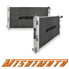 Mishimoto Full Size Aluminum Radiator - 08+ Mitsubishi Evolution EVO X Turbo
