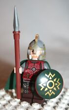 Lego EOMER SHIELD SPEAR MINIFIGURE from Lord of Rings Uruk-hai Army (9471)